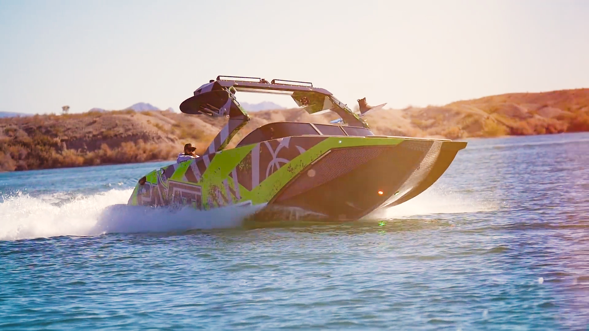 Pavati Wake Boarding Boats | Wake Surfing Boats